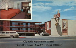 Olympic Apartment Motel