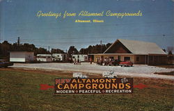 Altamont Campgrounds