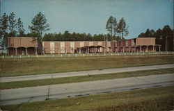 University of Southern Mississippi - Hillcrest Dormitory