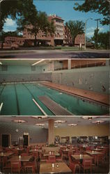 West Suburban YMCA Postcard