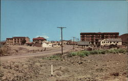 View of Goldfield Postcard