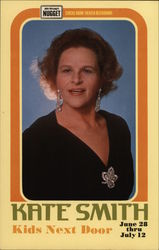 Kate Smith at Nugget Casino Postcard