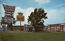 Colonial Inn Motor Lodge