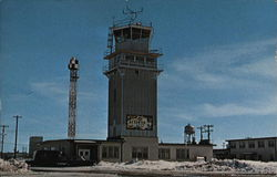 Control Tower, K.I. Sawyer Air Force Base