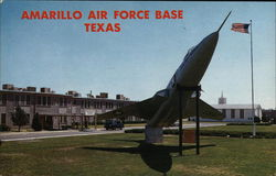 Headquarters, Amarillo Air Force Base
