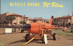 Missile Drone