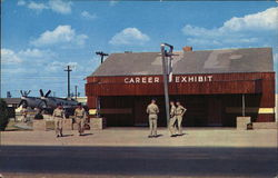 Lackland Air Force Base - Career Exhibit Building