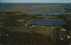 Aerial View, Cape Cod National Seashore Visitor Center