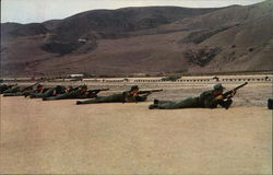 Marines Qualify at Chappo Flats Rifle Range