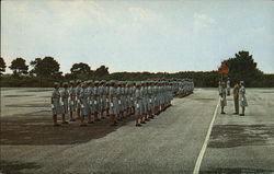 Guidon Ceremony, Marine Corps Recruit Depot