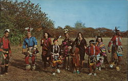 Historic Long Island: Shinnecock Indians