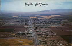 Aerial View of Blythe