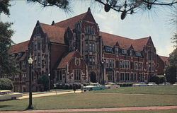Buttrick Hall, Agnes Scott College