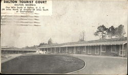 Dalton Tourist Court