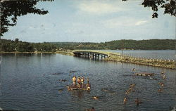 Lake Mascoma Postcard
