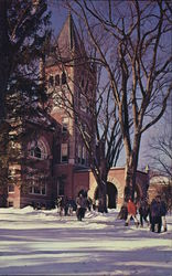 Thompson Hall, University of New Hampshire