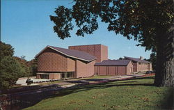 Paul Creative Arts Center, University of New Hampshire