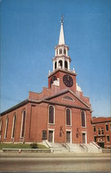 First Parish Church, Congregational