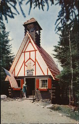 School House at Santa's Village