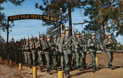 Fort Polk Tests the Best