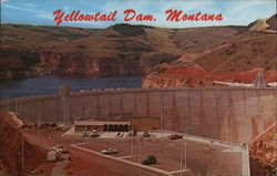 Yellowtail Dam & Visitor Center