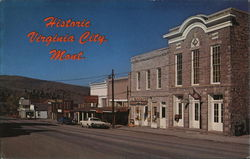 Historic Virginia City