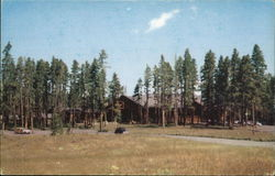 Canyon Lodge, Yellowstone Park