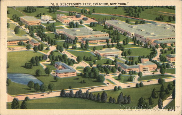 G.E. Electronics Park Syracuse New York