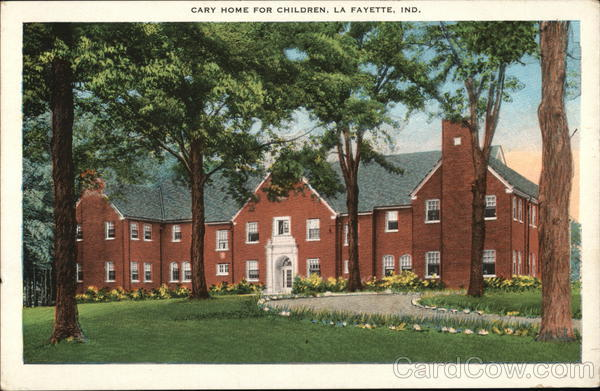 Cary Home for Children Lafayette Indiana
