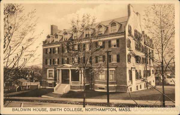 Baldwin House, Smith College Northampton Massachusetts