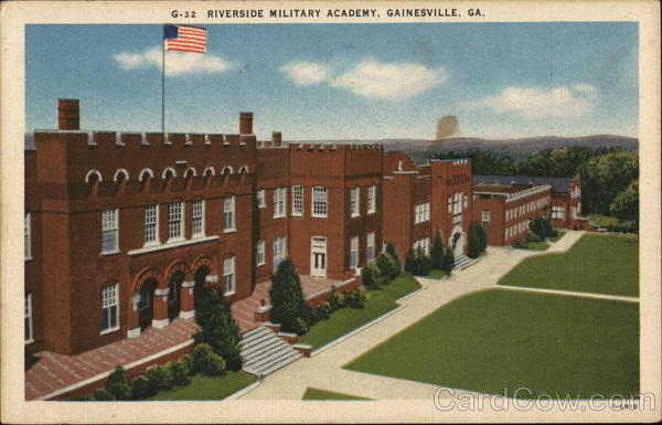 Riverside Military Academy Gainesville Georgia