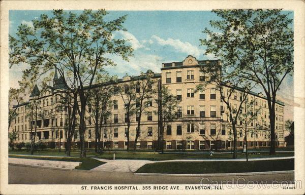 Image result for st. francis hospital evanston il