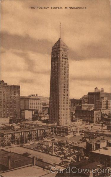 The Foshay Tower Minneapolis Minnesota