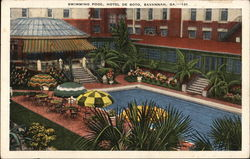 Hotel De Soto - Swimming Pool