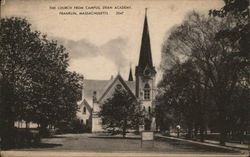 The Church From Campus, Dean Academy
