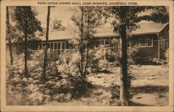 Camp Mohawk - Pond Lodge ( Dining Hall)