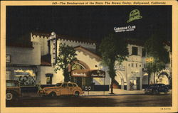 Rendezvous of the Stars, The Brown Derby