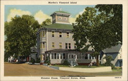 Martha's Vineyard Island - Mansion House