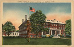 Nurses' Home, St. Luke's Hospital