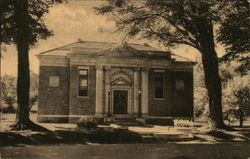 Street View of Belding Memorial Library