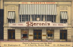 Pieroni's Restaurant and Sea Grill