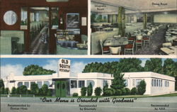 Old South Restaurant - Magnolia Room, Dining Room