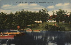Deer Head Lodge