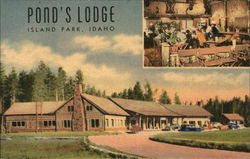 Pond's Lodge