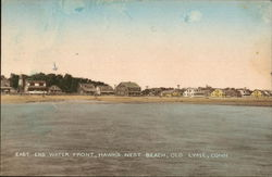 East End Water Front, Hawk's Nest Beach