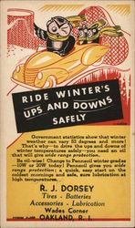 Ride Winter's Ups and Downs Safely