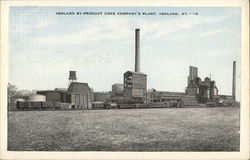Ashland By-Product Coke Company's Plant