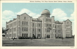 Fort Hays Kansas State College - Science Building