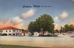 View of Perkins Motel