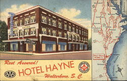 Hotel Hayne, Rest Assured!